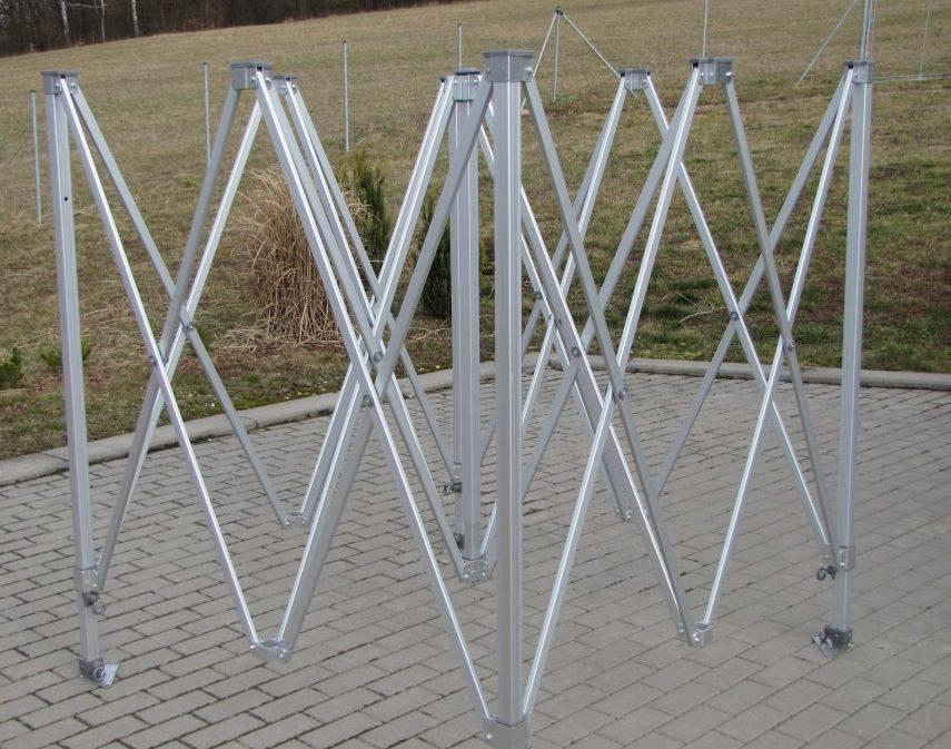 Nůžková konstrukce 37x37mm