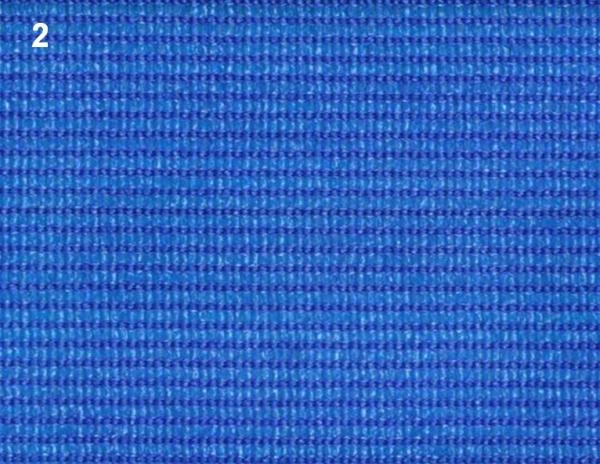 Stínící sítě PloteS středně modré