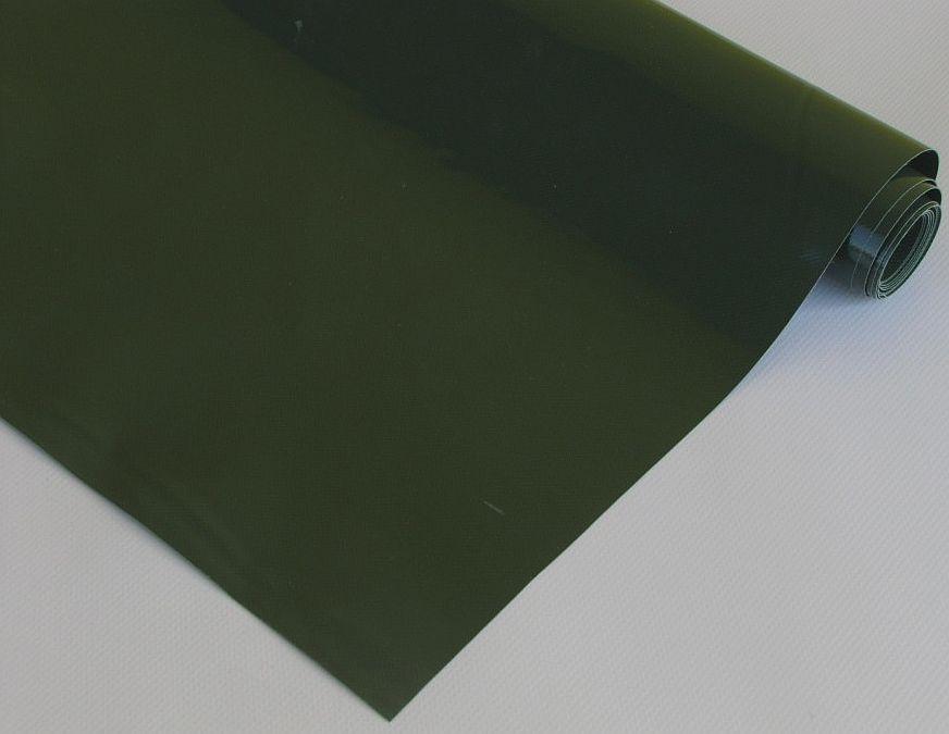 PVC plachtovina zelená