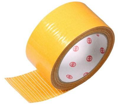 Oboustranná lepící páska transparentní s výztuží
