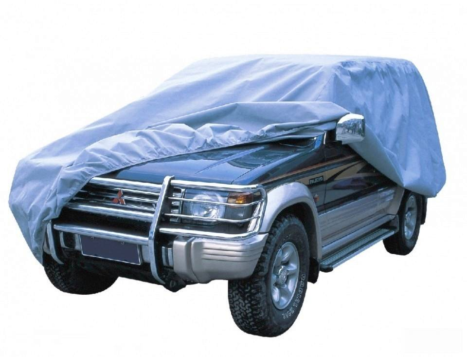 Plachta na auto typu MPV-OffRoad - materiál PES