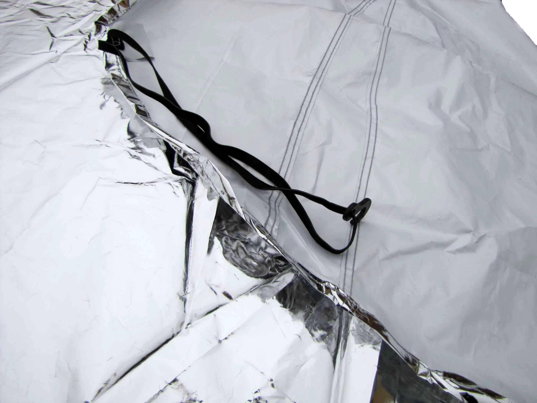 Plachty na auta TOP k zakrytí střechy a skel karoserie - detail