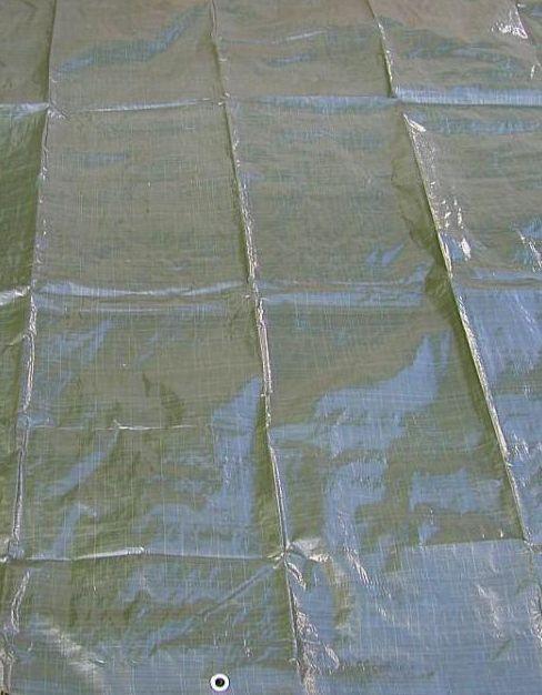 Krycí plachty s oky 120g/1m²