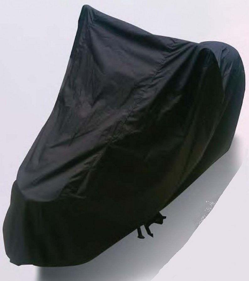 Motoplachta černá PES