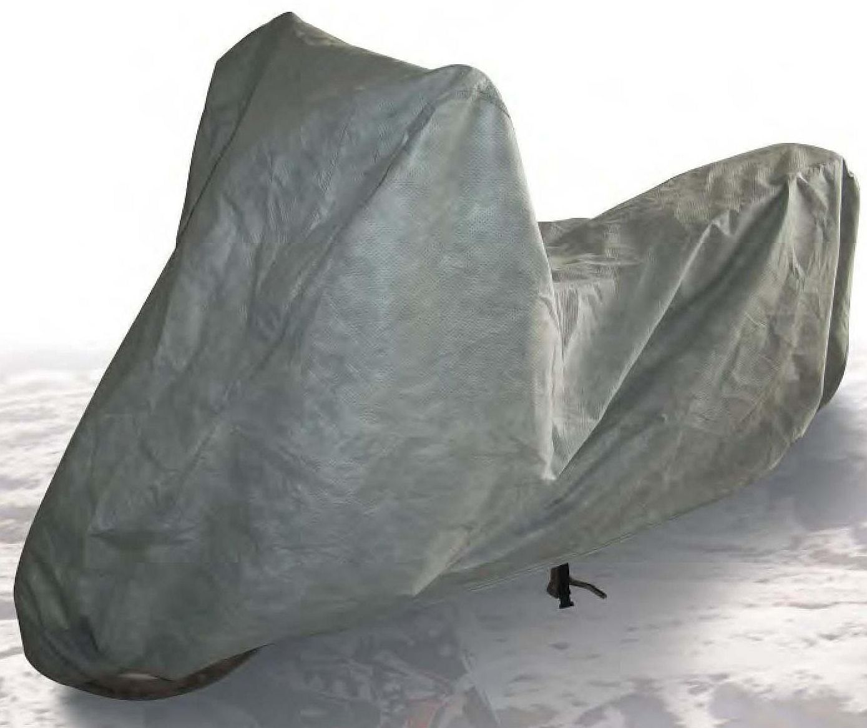 Motoplachta šedá - netkaná textilie