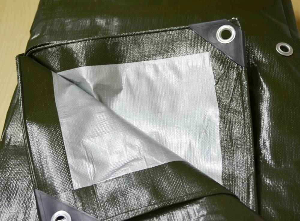 Olivově zelená/šedá