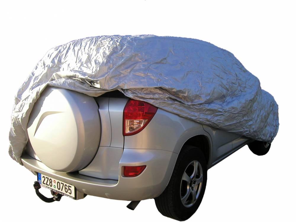 Plachta na auto materiál PES