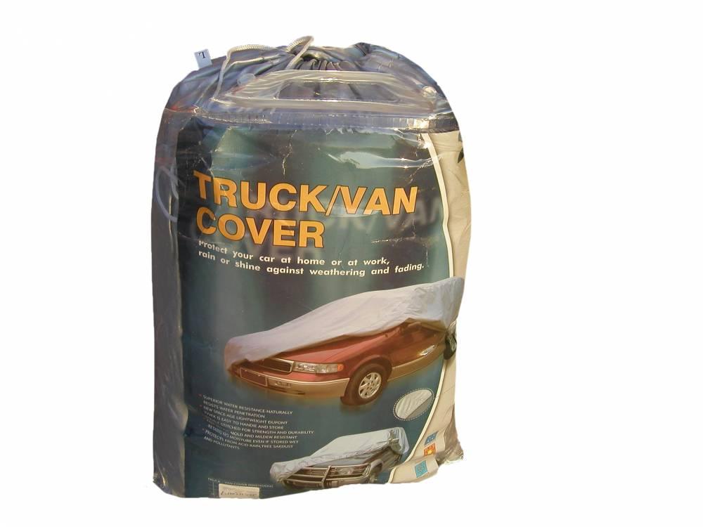 Plachta na auto materiál PES - balení