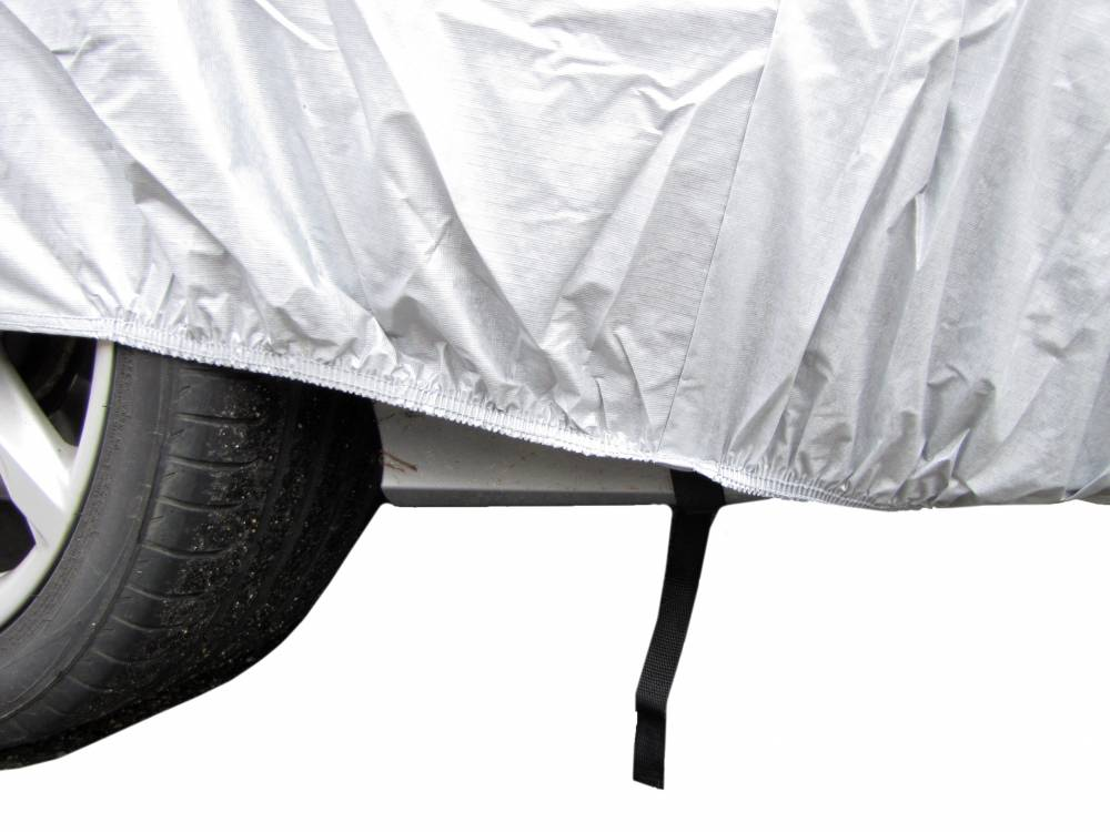 Plachta na auto typu - materiál PEVA