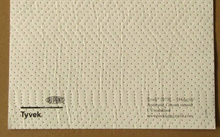 Tyvek (DuPont) netkaná textilie 2473L 184,6g/m² - cena za 1bm