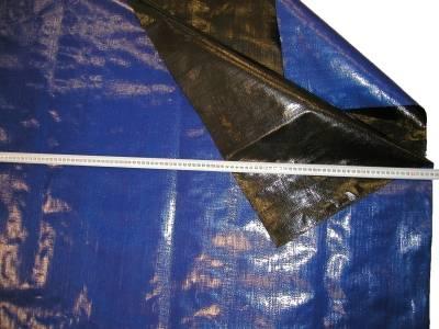 Krycí plachty z PE plachtoviny zakázková výroba - cena za 1m²